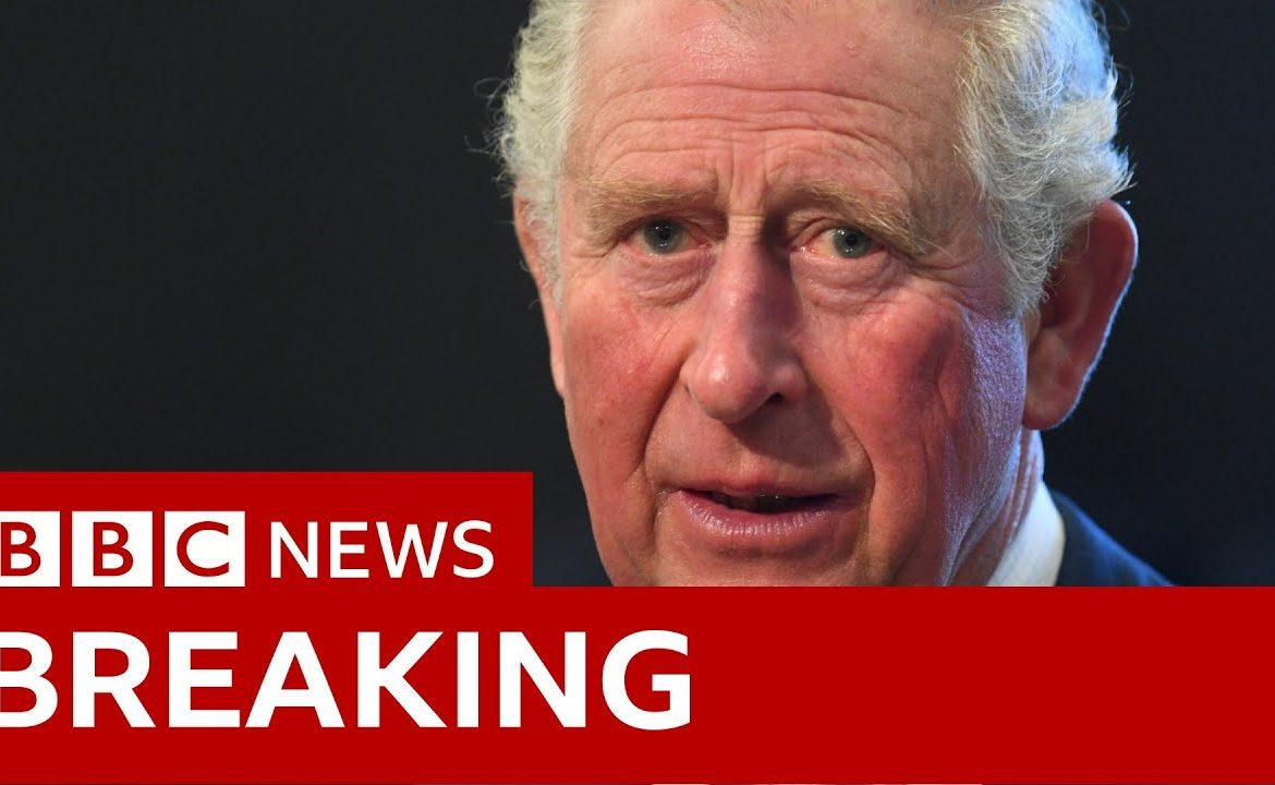 Coronavirus: Prince Charles tests positive but 'remains in good health'   BBC News