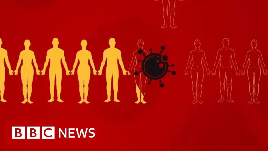 Coronavirus: What is social distancing?   BBC News