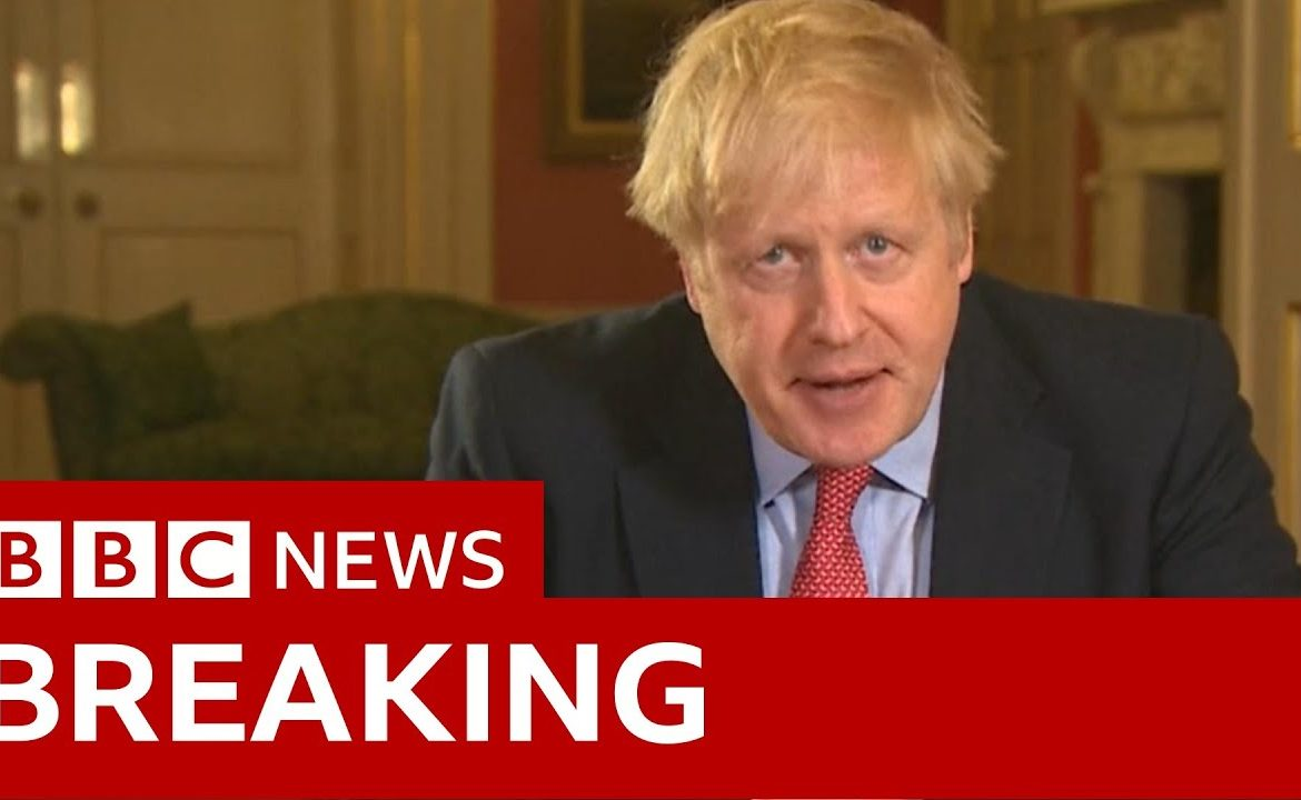 Coronavirus: PM announcing strict new curbs on life in UK   BBC News