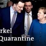Coronavirus: German Chancellor Merkel self quarantines, announces further restrictions | DW News