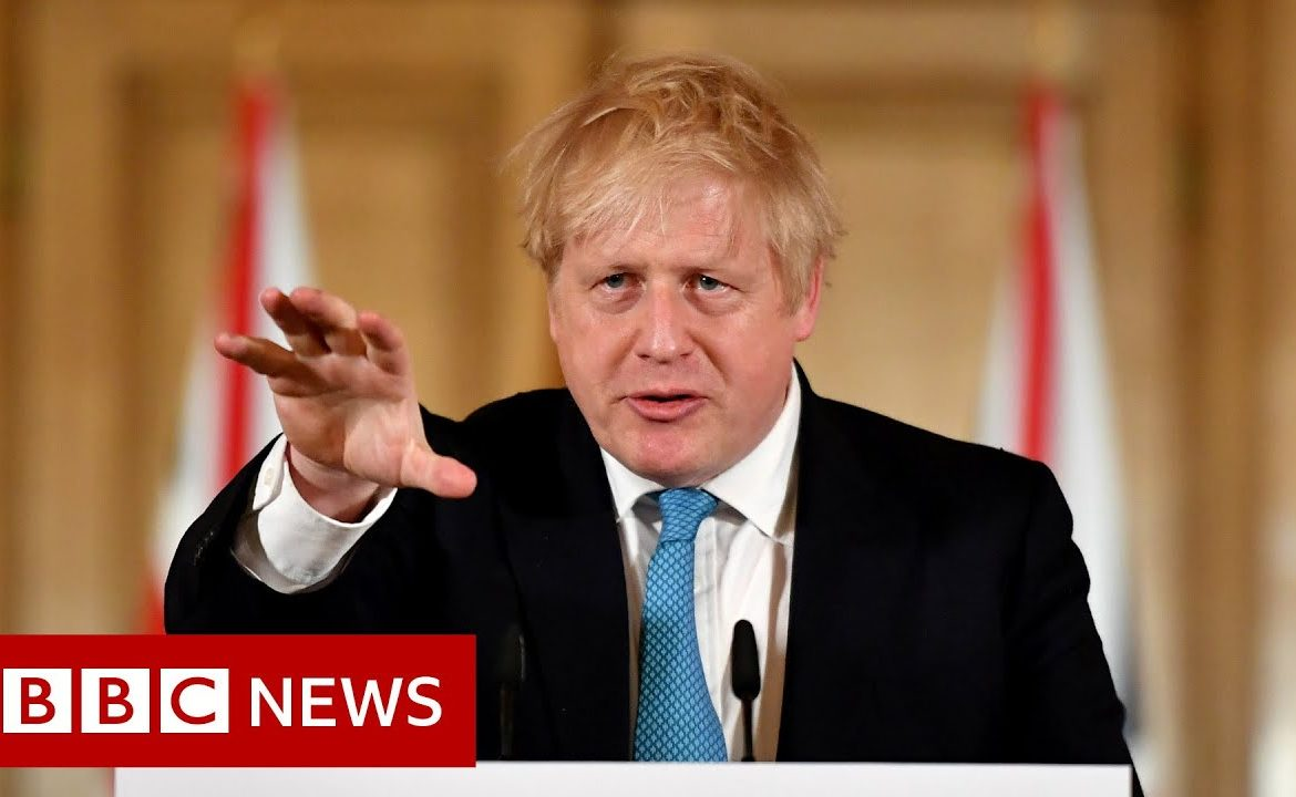 Coronavirus: Prime Minister says we can 'turn the tide' on crisis  BBC News