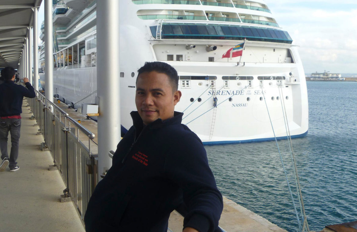 Bartender on coronavirus stricken Royal Caribbean ship dies