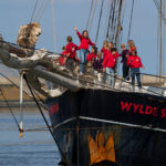 Dutch students complete trans Atlantic voyage forced by coronavirus