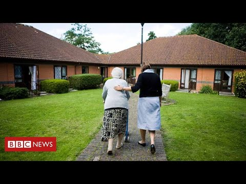 Coronavirus:  a third of deaths taking place in care homes   BBC News