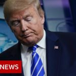 Coronavirus: Doctors dismantle Trump's treatment comments   BBC News