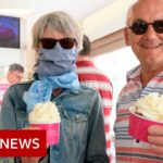 Germany eases coronavirus restrictions on shops   BBC News