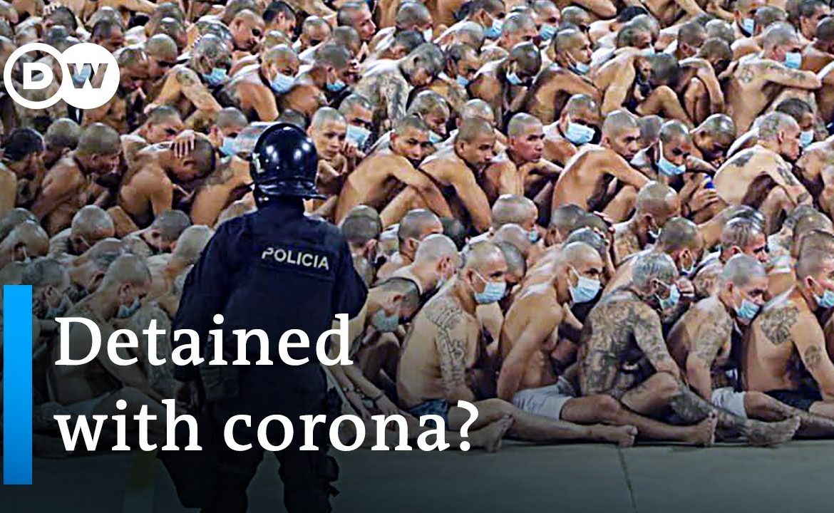 How does the coronavirus affect the prison system? | DW News