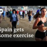 Spain eases coronavirus lockdown with more than 25,000 deaths | DW News