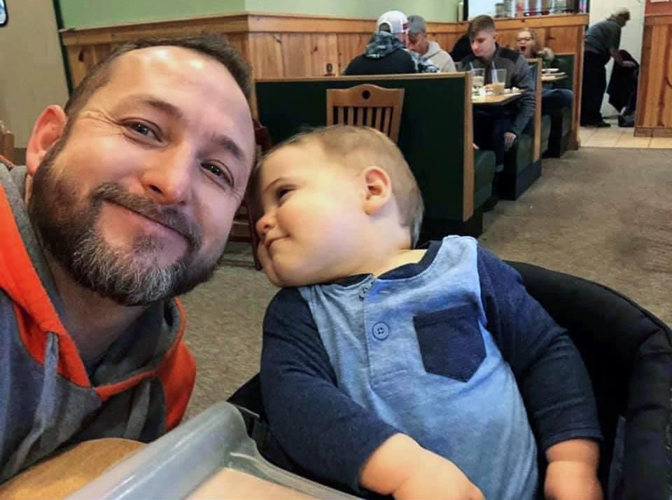 Ohio dad who went to D.C. to work on coronavirus front lines now on ventilator