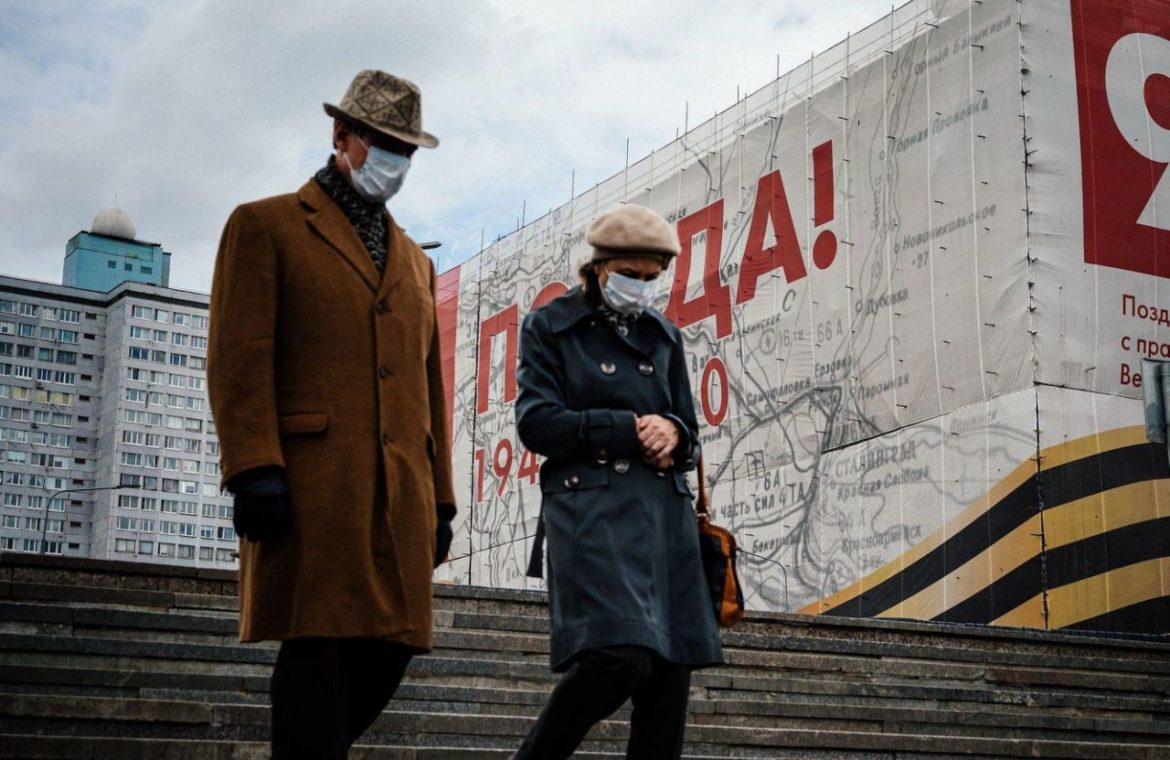 Russia is fast becoming a coronavirus epicenter, with health workers still reporting PPE shortages. Putin is already thinking about reopening.