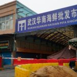 The Chinese CDC now says the coronavirus didn't jump to people at the Wuhan wet market — instead, it was the site of a super spreader event