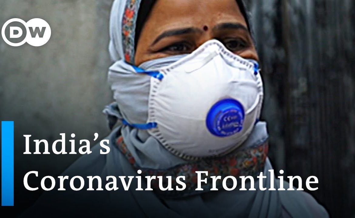 India's health workers face risks due to lack of protective equipment   Coronavirus Update