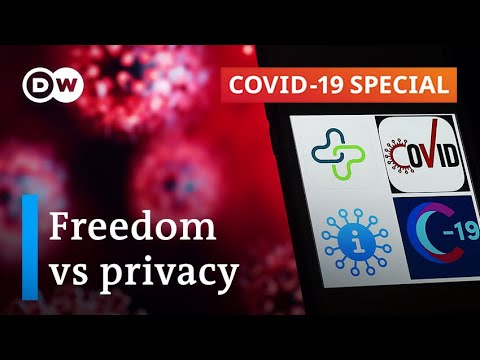 Can coronavirus tracking apps protect data privacy? | COVID 19 Special