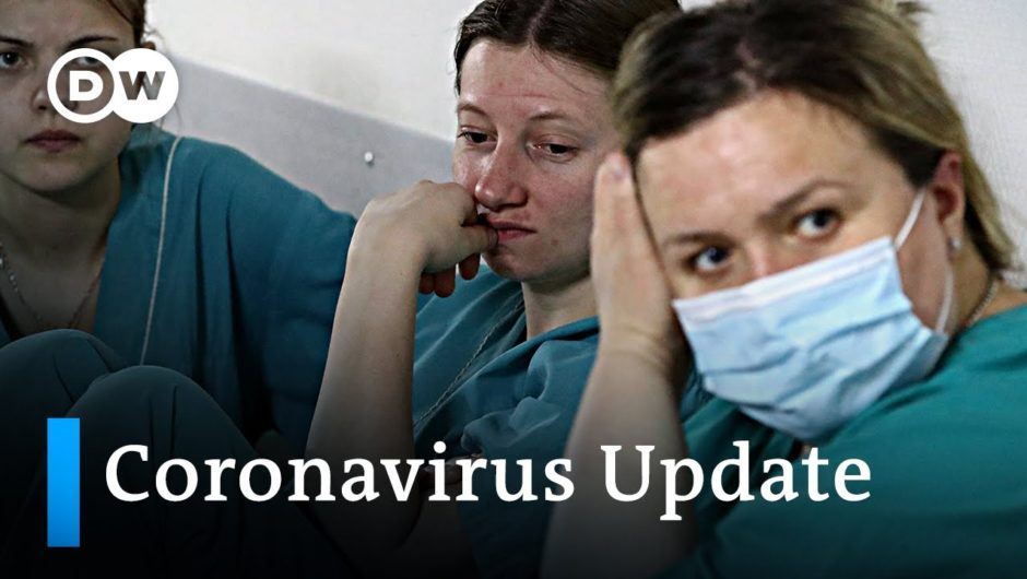 Trump blames China +++ UK mourns victims +++ First countries ease restrictions | Coronavirus Update