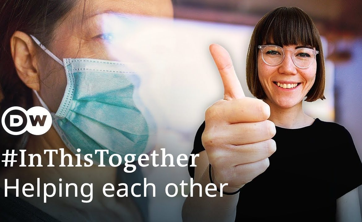 Coronavirus: How to help others (and yourself)   #InThisTogether