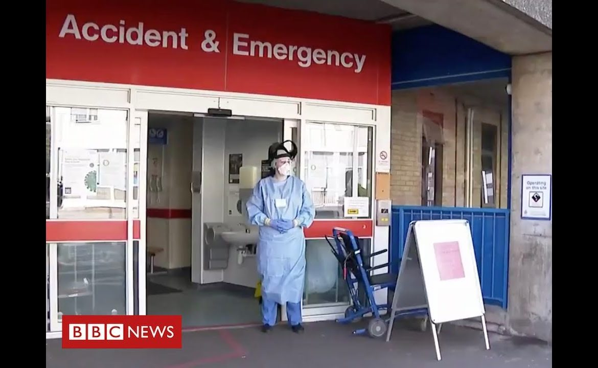 Coronavirus warning: people dying of strokes and heart attacks as they avoid hospitals   BBC News