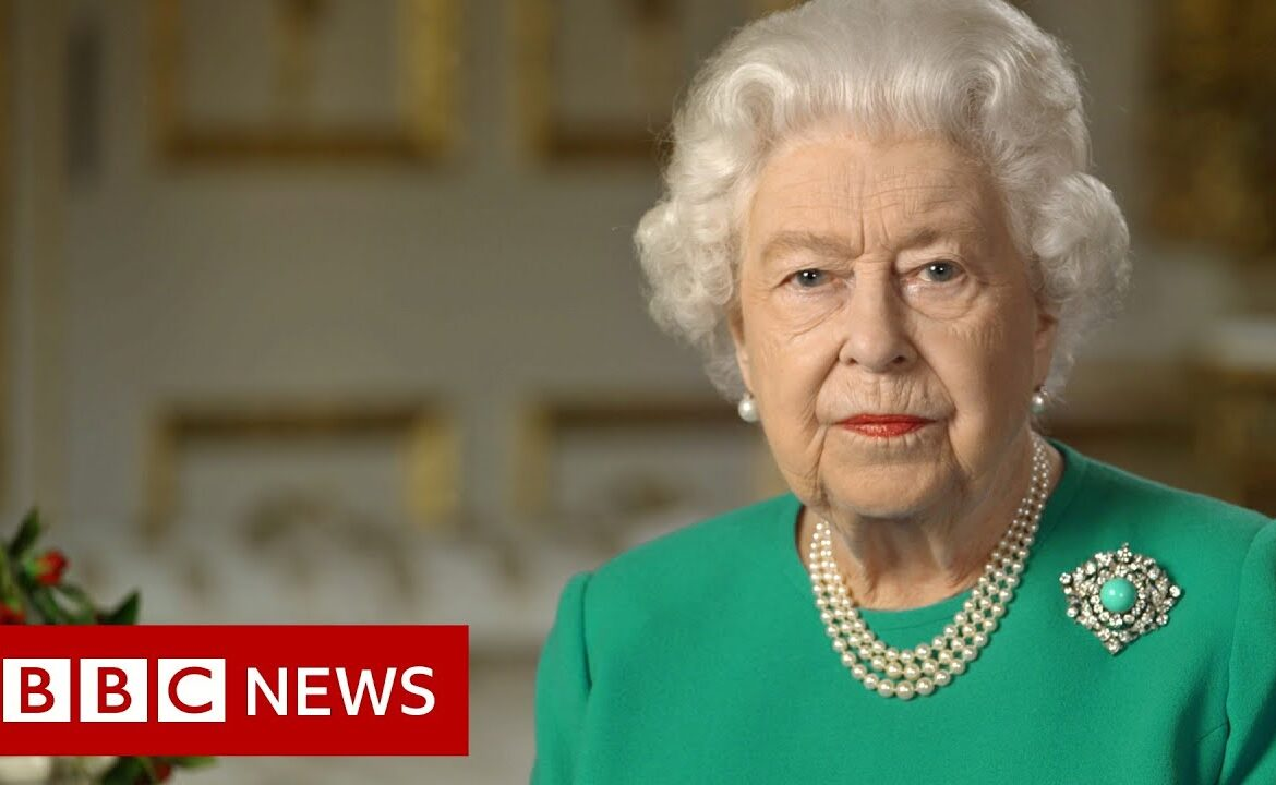 Coronavirus: The Queen gives special address during pandemic    BBC News