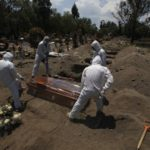 For the first time, Mexico records more COVID 19 deaths in a day than the U.S.