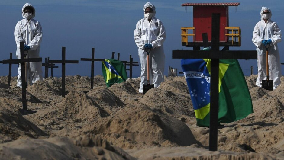 Brazil becomes second country to surpass 1 million COVID 19 cases