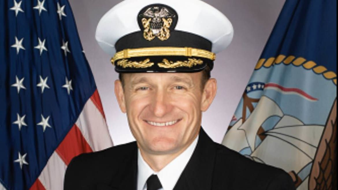 The Navy Is Blaming the Captain It Fired for Accurate COVID 19 Warning