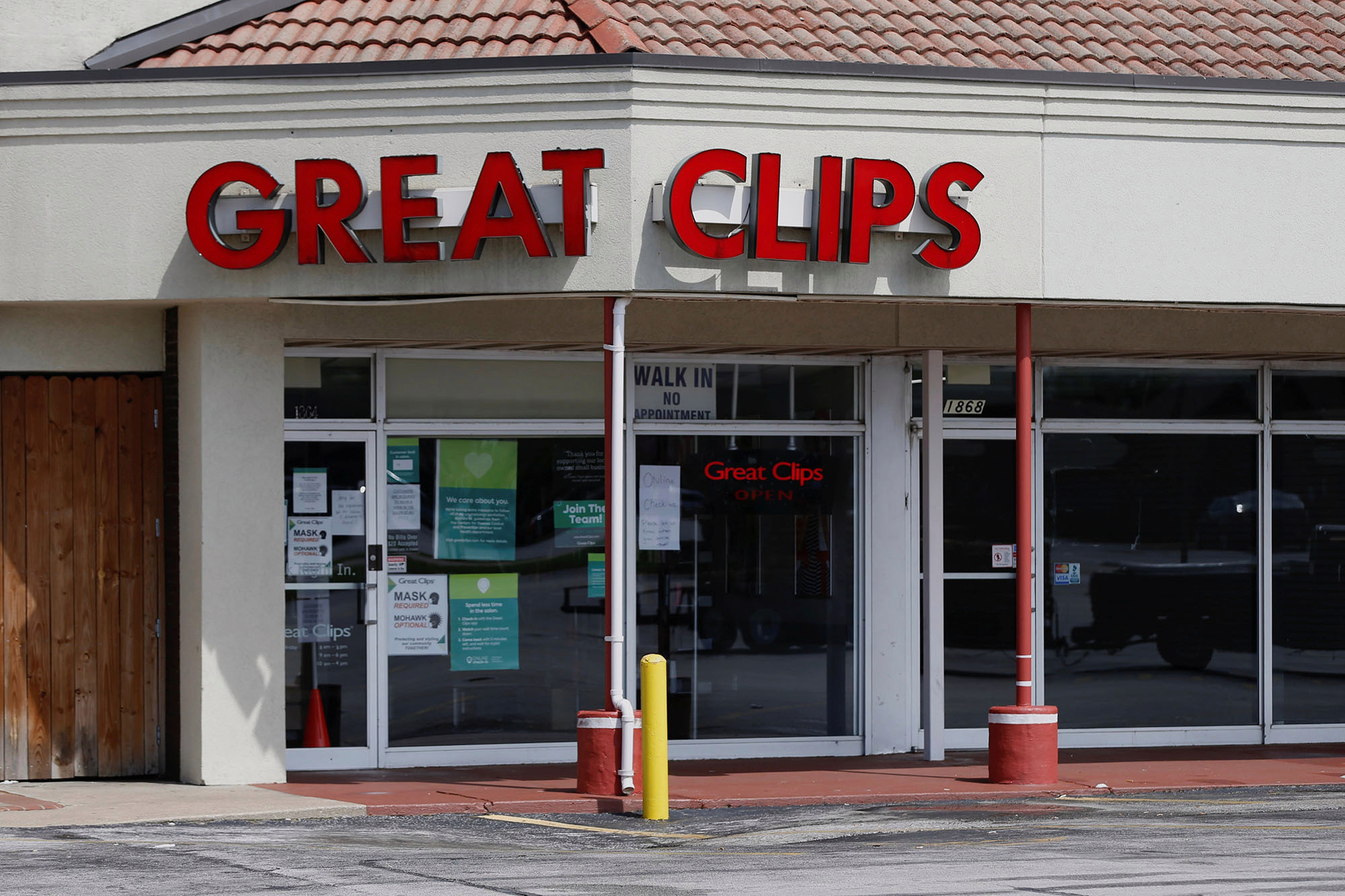 great clips 00