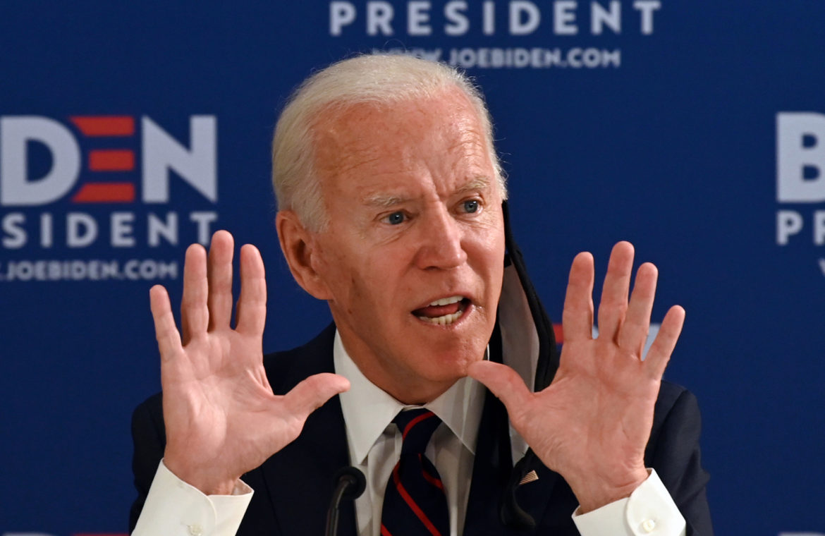 Joe Biden's plan for reopening economy from coronavirus lockdown
