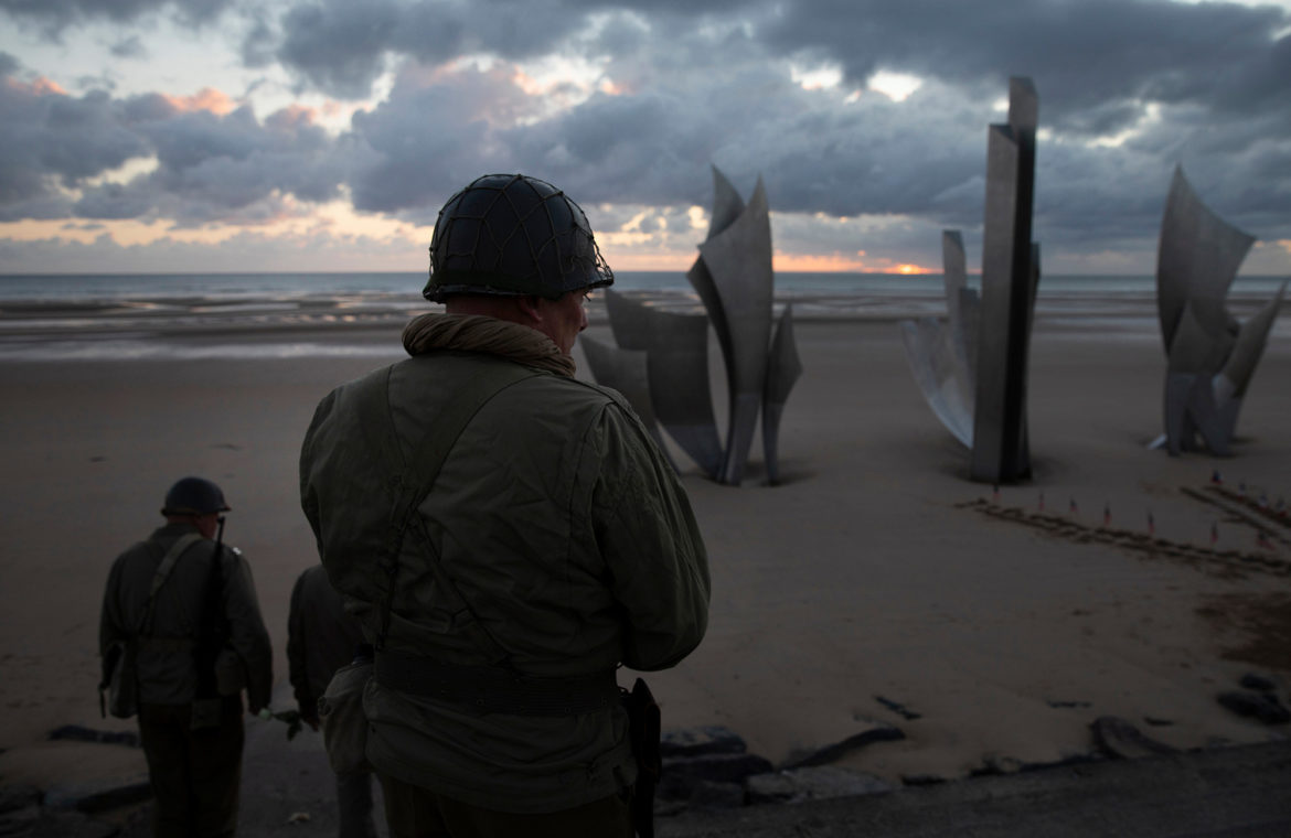Coronavirus casts cloud over D Day commemoration in Normandy