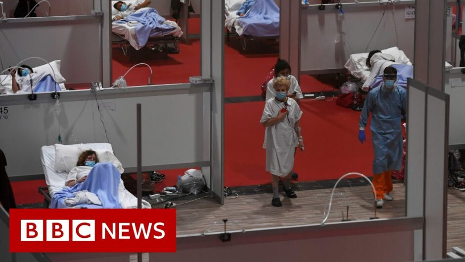 Coronavirus: More than 10,000 lives lost in Spain   BBC News