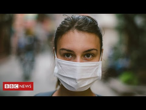 Coronavirus:  face masks may offer more protection than previously thought    BBC News