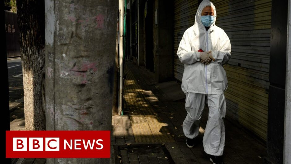 Coronavirus: China lockdown may have blocked 700,000 virus cases   BBC News