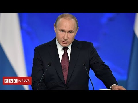 Coronavirus: fears that Putin has been exposed to infection   BBC News