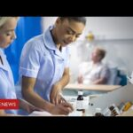 """Coronavirus crisis """"to worsen"""" with 9,000 people now in hospital in England   BBC News"""