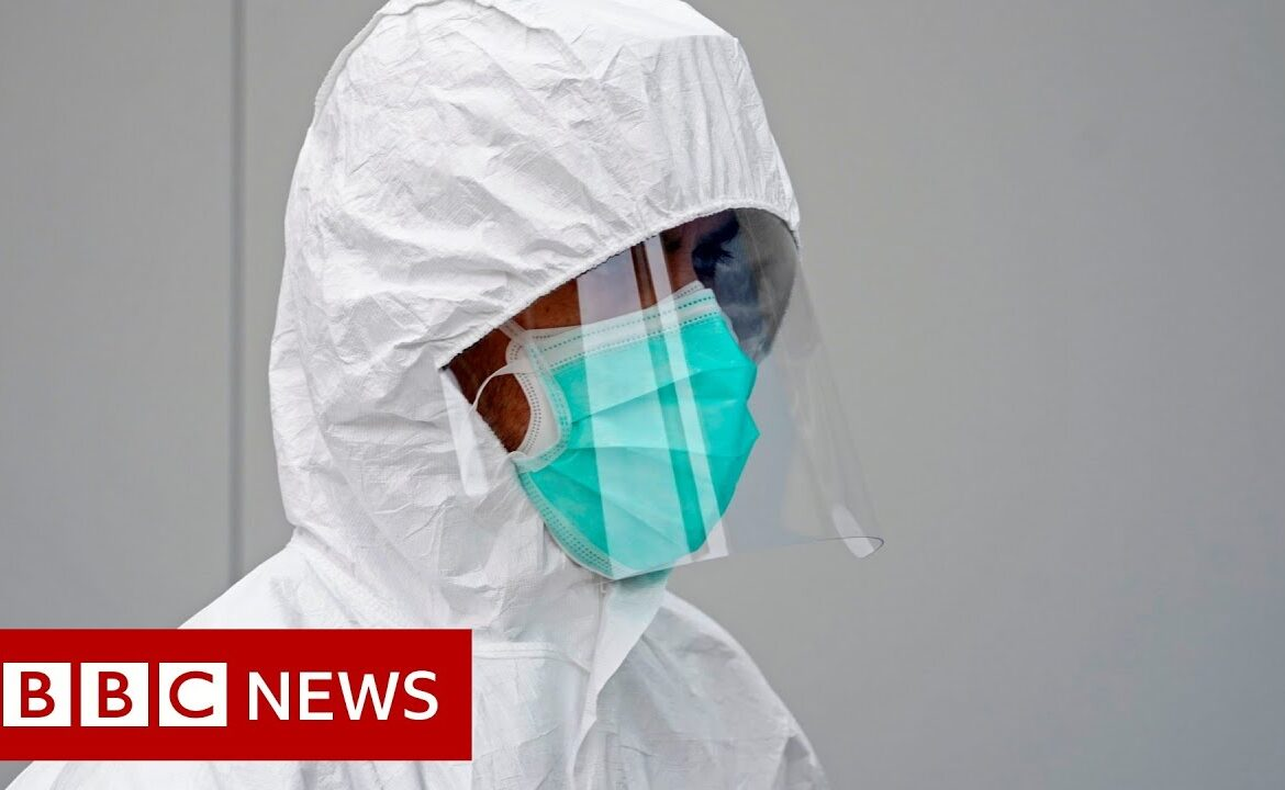 Coronavirus: Spain reports more than 800 new deaths    BBC News