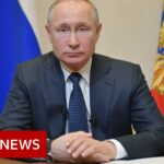 Coronavirus delays Russian vote on Putin staying in power   BBC News