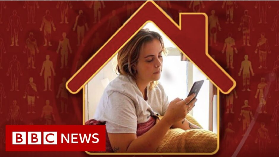 How staying at home can stop coronavirus   BBC News