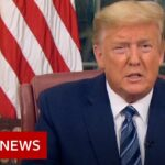 Coronavirus: Five takeaways from Trump's Oval Office address   BBC News