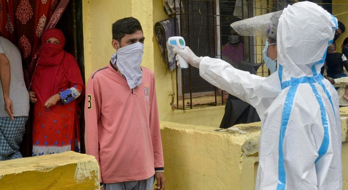 India just surpassed Russia to become the country with the 3rd highest number of coronavirus infections
