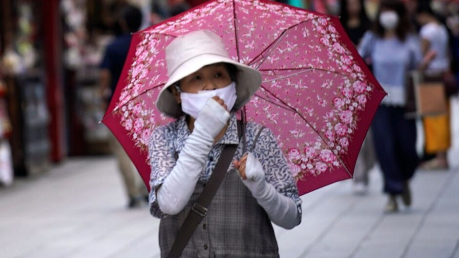 A Tokyo neighborhood is offering anyone who gets coronavirus a $935 check, and some worry it could lead to a wave of deliberate infections