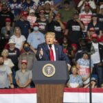 Three Weeks After Trump's Tulsa Rally, Oklahoma Reports Record High COVID 19 Numbers