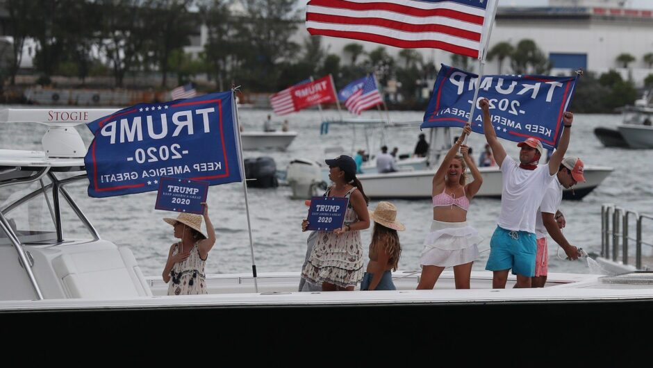Floridians are partying on boats to escape COVID 19, but it's only making the outbreak worse