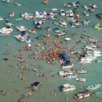 Michigan partygoers test positive for COVID 19 after July 4th lake bash; 43 cases tied to house party
