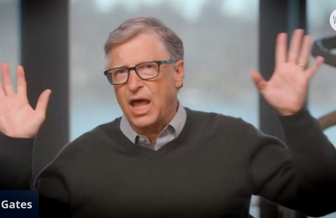 Bill Gates is quietly advocating for the US to lead the global fight against COVID 19