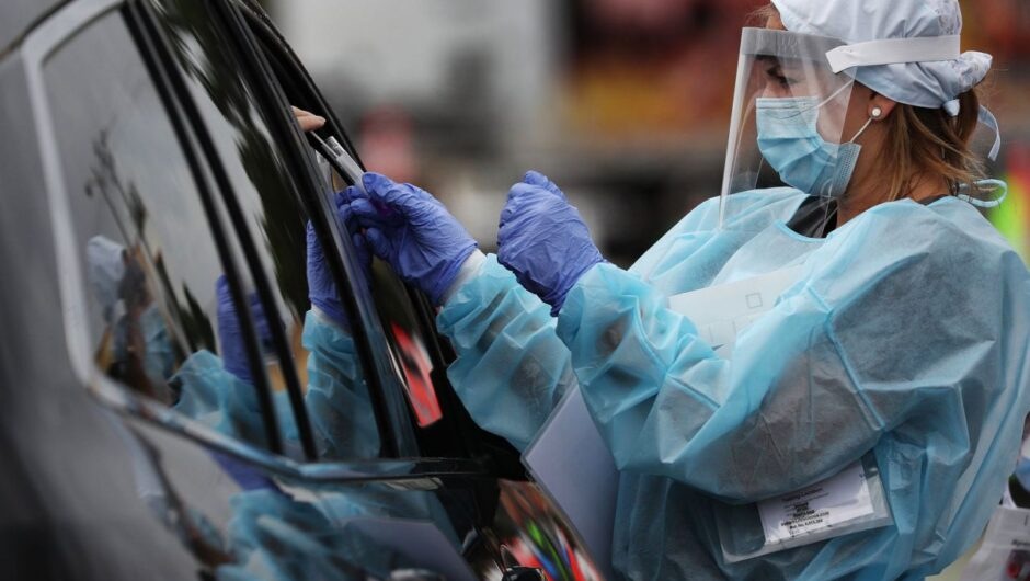 Florida tops 400,000 coronavirus cases after governor says state is moving in 'better direction'
