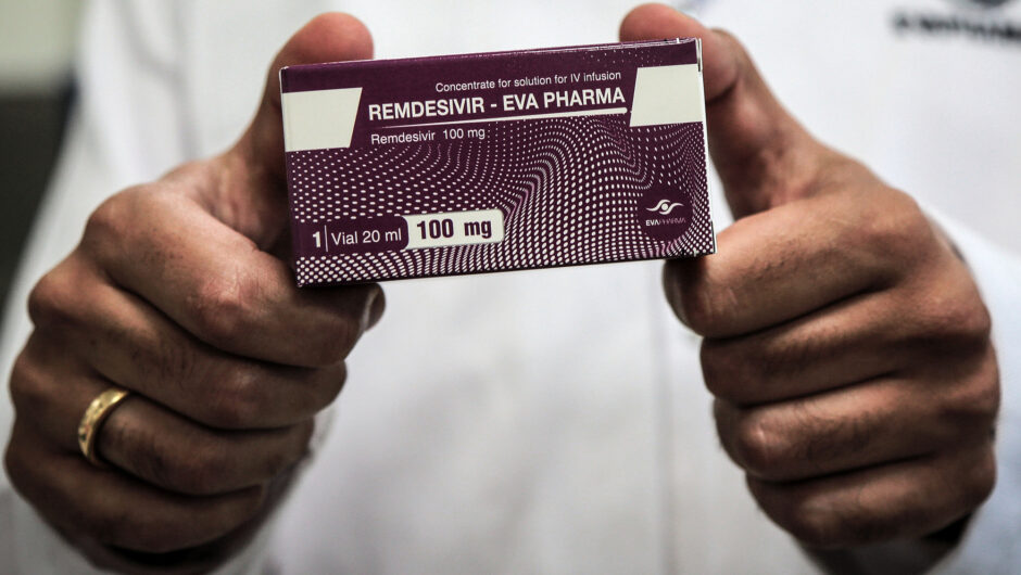 US buys nearly all global stock of coronavirus drug remdesivir