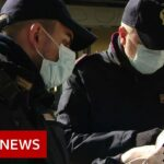Coronavirus: Italy in lockdown   BBC News