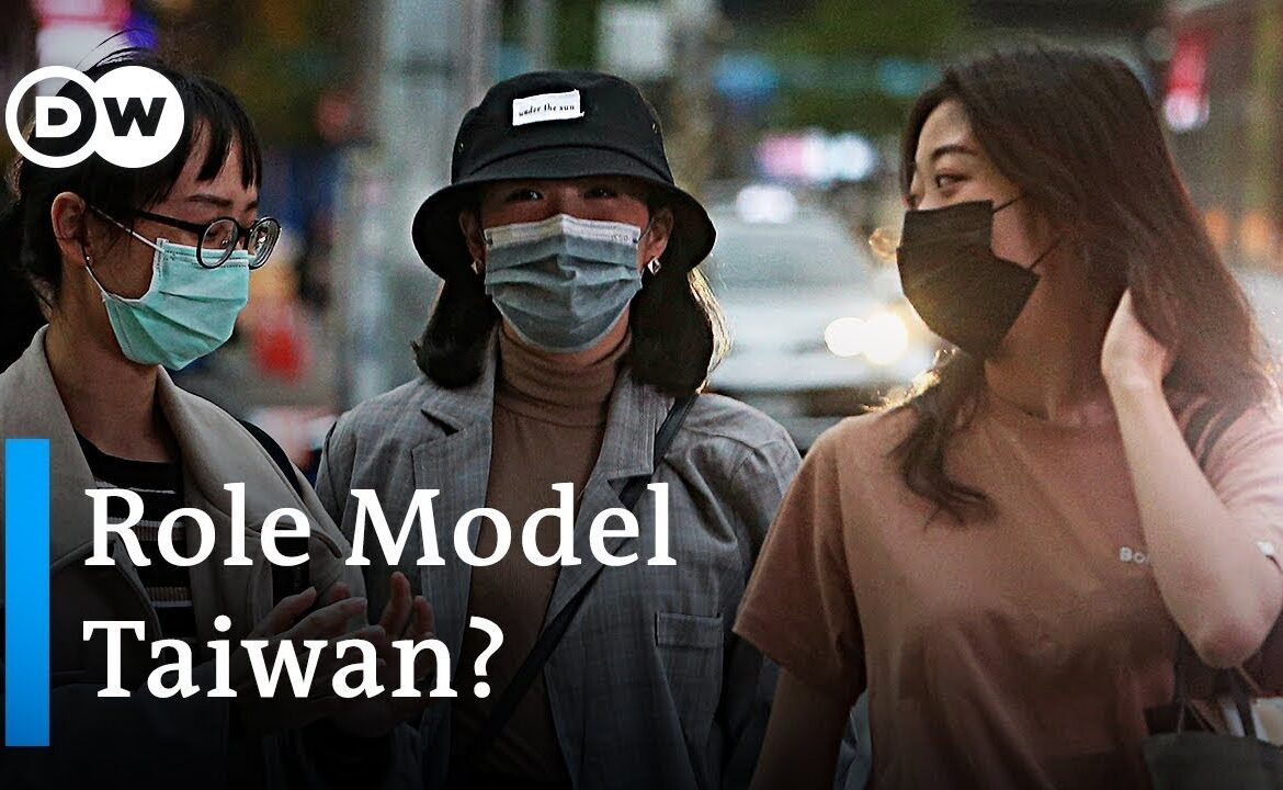 How Taiwan overcame it's face mask shortage | Coronavirus Update