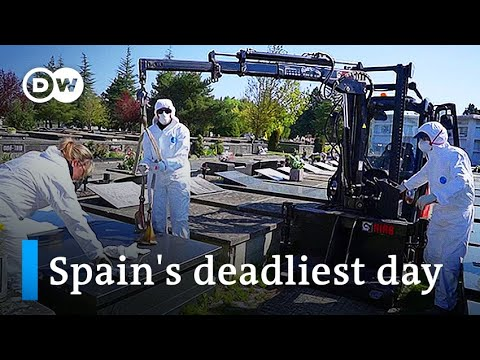 Coronavirus: Spain extends lockdown after death toll spikes | DW News