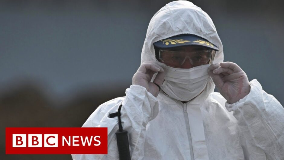 Coronavirus: China expels reporters for article it deemed racist   BBC News