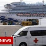 The largest coronavirus outbreak outside China is on a cruise ship    BBC News