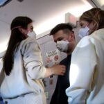 New CDC study offers the strongest evidence yet that COVID 19 can spread in airplanes